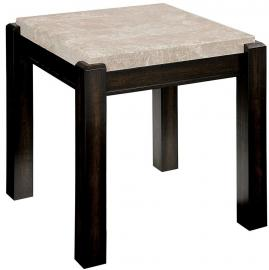 Gladstone lll by Furniture of America CM4823E End Table
