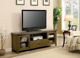 Sherrie CM5829 Stone Top TV Stand