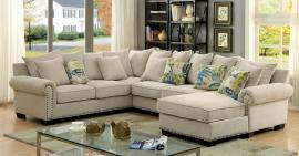 Skyler Collection CM6156 Sectional Sofa
