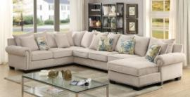 Skyler Collection CM6156CH Sectional Sofa