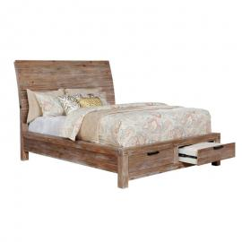 Dion Collection CM7361EK Eastern King Storage Bed Frame