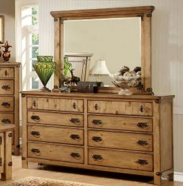Pioneer Collection CM7449D Cottage Dresser
