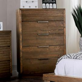 Tolna Walnut Finish Chest CM7532C by Furniture of America