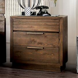 Tolna Walnut Finish Night Stand CM7532N by Furniture of America