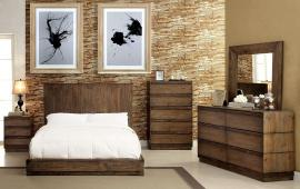 Amarante Collection CM7624 Bedroom Set