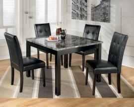 Ashley - Maysville  D154 Contemporary Dining Table Set