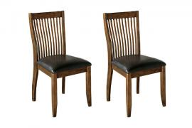 Ashley - Stuman D293-01 - Wood Side Chair