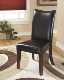 Ashley D357-04 Charrell Dining Chair Set of 2 in Black