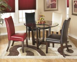 D357-15 Charrell by Ashley Round Dining Room Table