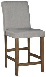 Ashley Glennox Gray & Brown D503-124 Bar Stool Set of 2