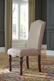 Ashley D506-01 Baxenburg Dining Chair Set of 2 in Brown