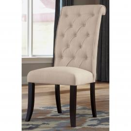 Ashley - Tripton D530-01 Linen Dining Chair (Set of 2)