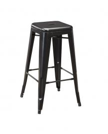 "Ashley - Pinnadel D542-030 Metal 30"" Barstool (Set of 4)"