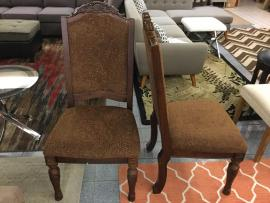 CLEARANCE Dining Chair set of 2 CERRITOS STORE ONLY