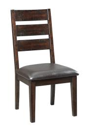 Ashley - Parlone D721-01 - Wood Side Chair (Set of 2)