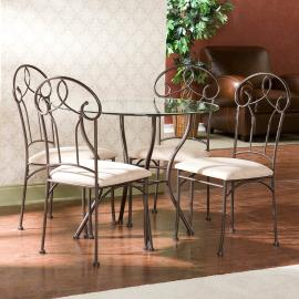 DN3690 Cassidy By Southern Enterprises Dining Table