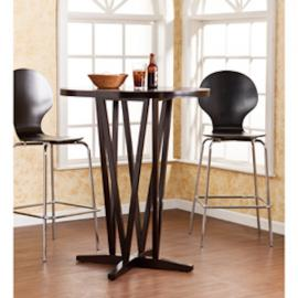 DN3895 Devon By Southern Enterprises Bar Table - Dark Espresso