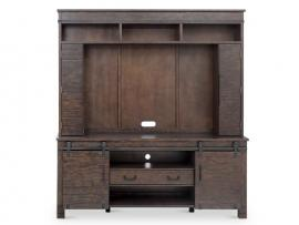 Pine Hill by Magnussen E3561 Entertainment Wall Unit