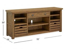 Strattone Magnussen Collection E4481-07 TV Stand