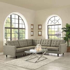 Discount Modern Contemporary Leather Sectional Sofas For