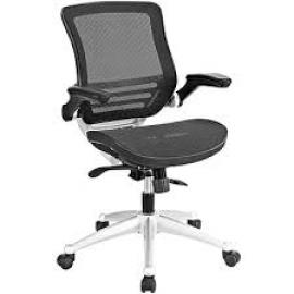 Edge EEI-2064 Black All Mesh Office Chair