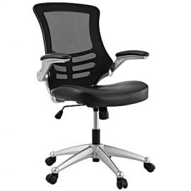 Attainment EEI210BLK Black Office Chair