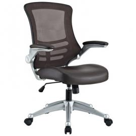 Attainment EEI210BRN Brown Office Chair