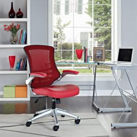 Attainment EEI210 Red Office Chair