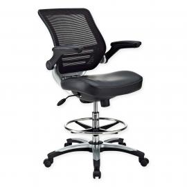 Edge EEI-211BLK Black Draft Chair