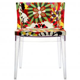 Daisey EEI-553 Floral Dining Side Chair