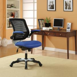 Edge EEI-594 Blue Mesh Office Chair