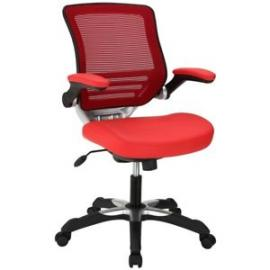 Edge EEI-594 Red Mesh Office Chair