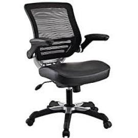 Edge EEI-595 Black Vinyl Office Chair