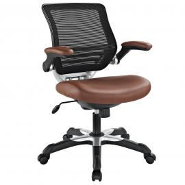 Edge EEI-595 Tan Vinyl Office Chair