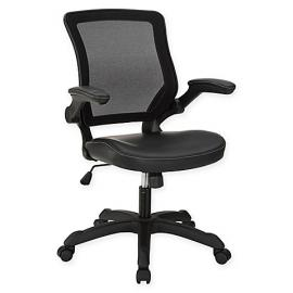 Veer EEI291BLK Black Vinyl Office Chair