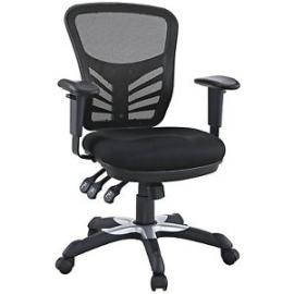 Articulate EEI757 Black Mesh Office Chair