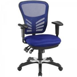 Articulate EEI757 Blue Mesh Office Chair