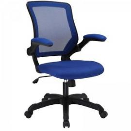 Veer EEI825BLU Blue Mesh Office Chair