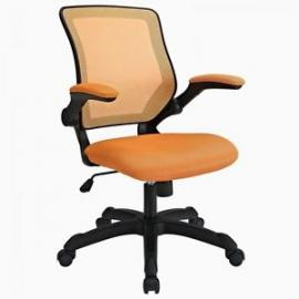 Veer EEI825ORA Orange Mesh Office Chair