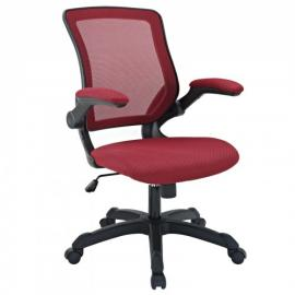 Veer EEI825RED Red Mesh Office Chair