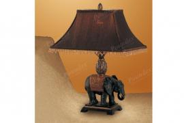 Poundex F5231 Traditional Table Lamp Set of Two