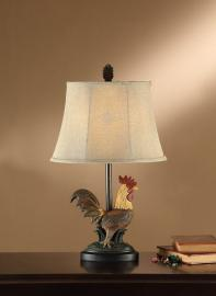 Poundex F5369 Table Lamp Set of Two