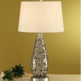 Poundex F5374 Table Lamp Set of Two