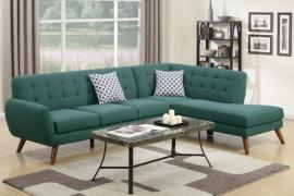 Lovelock F6955 Laguna Sectional with Tufted Back