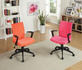 Crofter FC635OR Orange Office Chair