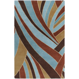 Forum Rug FM7002 Contemporary 5' x 8'