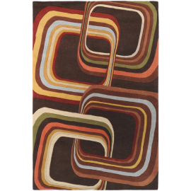 Forum Rug FM7007 Contemporary 5' x 8'