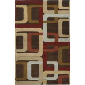 Forum Rug FM7106 Contemporary 5' x 8'