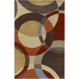 Forum Rug FM7108 Contemporary 5' x 8'