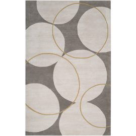 Goa Rug G5037 Contemporary 5' x 8'